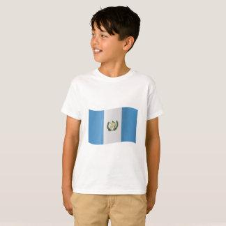 Camiseta Bandeira de Guatemala