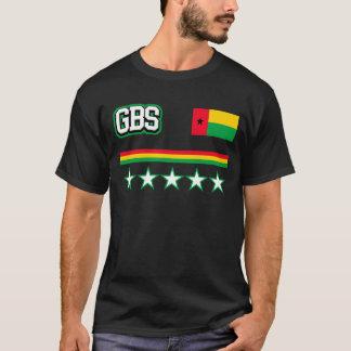 Camiseta Bandeira de Guiné-Bissau