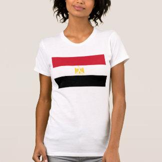 Camiseta Bandeira de Hashtag Egipto