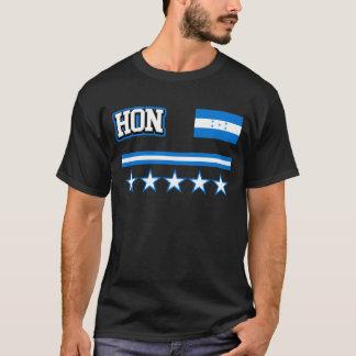 Camiseta Bandeira de Honduras