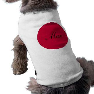 Camiseta Bandeira de Japão ou de Hinomaru