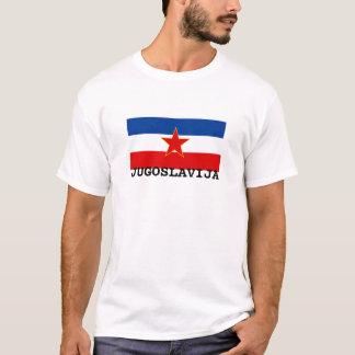 Camiseta Bandeira de Jugoslávia (1945-1992)