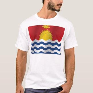Camiseta Bandeira de Kiribati