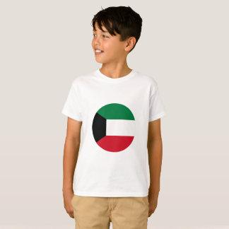 Camiseta Bandeira de Kuwait