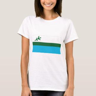 Camiseta Bandeira de Labrador