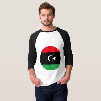 Camiseta Bandeira de Líbia