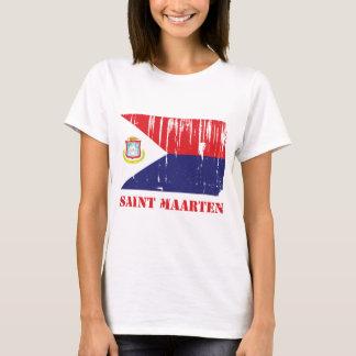 Camiseta Bandeira de Maarten do santo