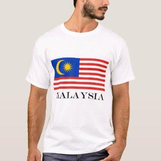 Camiseta Bandeira de Malaysia Jalur Gemilang