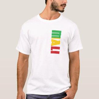 Camiseta Bandeira de Mali