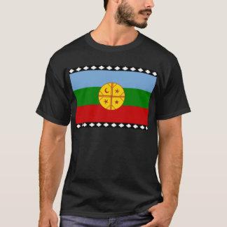 Camiseta Bandeira de Mapuche