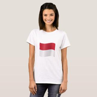 Camiseta Bandeira de Marrocos