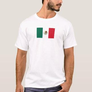 Camiseta Bandeira de México