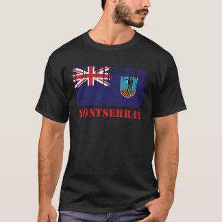 Camiseta Bandeira de Montserrat