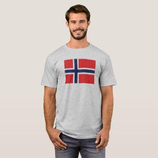 Camiseta Bandeira de Noruega
