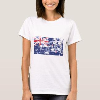 Camiseta Bandeira de Nova Zelândia