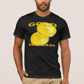 Camiseta Bandeira de ouro