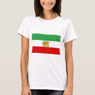 Camiseta Bandeira de Persia/Irã (1964-1980)