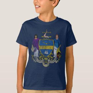 Camiseta Bandeira de Philadelphfia Pensilvânia