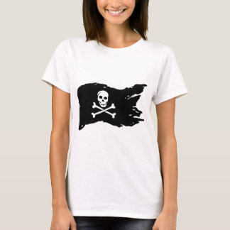 Camiseta Bandeira de pirata
