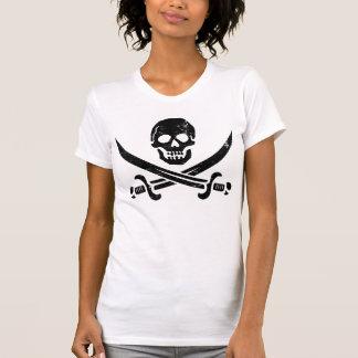Camiseta Bandeira de pirata Roger alegre de John Rackham