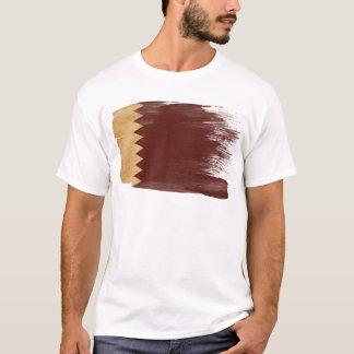 Camiseta Bandeira de Qatar