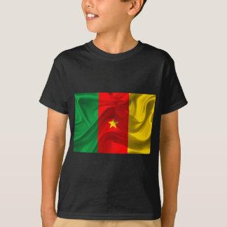 Camiseta Bandeira de República dos Camarões