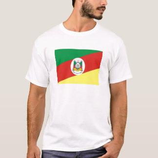 Camiseta Bandeira de Rio Grande do Sul