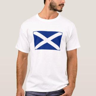 Camiseta Bandeira de Scotland