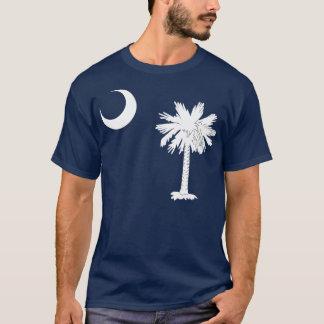 Camiseta Bandeira de South Carolina