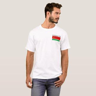 Camiseta Bandeira de SSR lituano