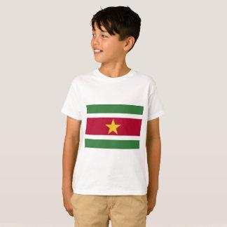 Camiseta Bandeira de Suriname