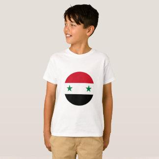 Camiseta Bandeira de Syria