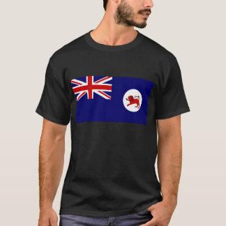 Camiseta Bandeira de Tasmânia