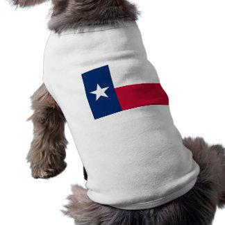 Camiseta Bandeira de Texas