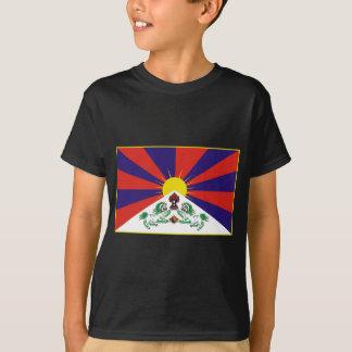 Camiseta Bandeira de Tibet