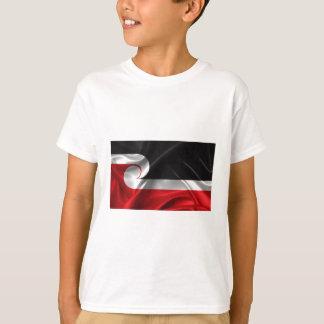 Camiseta Bandeira de Tino Rangatiratanga
