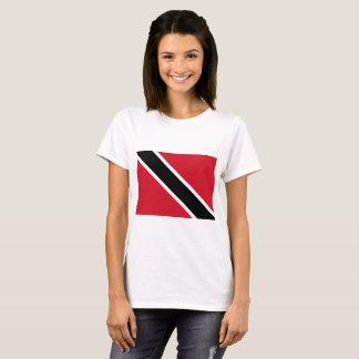Camiseta Bandeira de Trinidad and Tobago