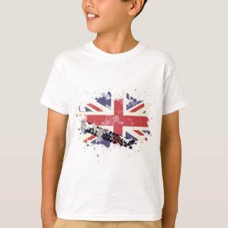 Camiseta Bandeira de Union Jack Reino Unido