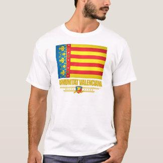 Camiseta Bandeira de Valência