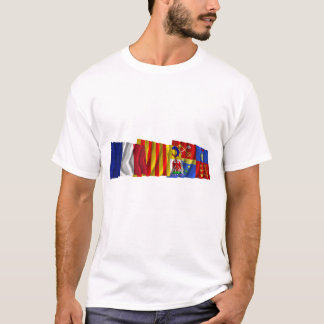 Camiseta Bandeira de Vaucluse, de
