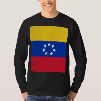 Camiseta Bandeira de Venezuela (1905-1930) grande