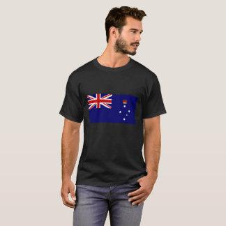 Camiseta Bandeira de Victoria Austrália