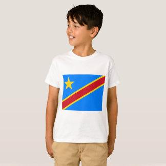 Camiseta Bandeira Democrática do mundo da República