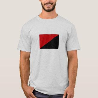 Camiseta Bandeira do anarquista