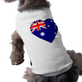 Camiseta Bandeira do australiano de Austrália