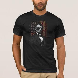 Camiseta Bandeira do aviador de Lincoln