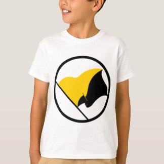 Camiseta Bandeira do capitalismo de Anarcho