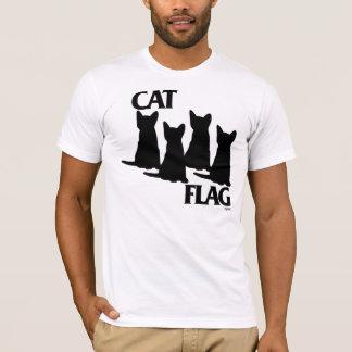 Camiseta Bandeira do gato