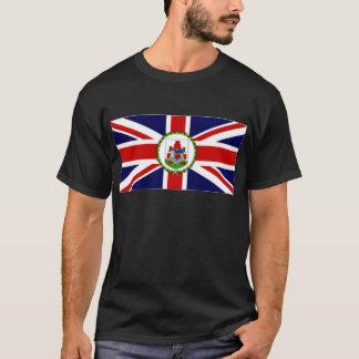 Camiseta Bandeira do governador de Bermuda