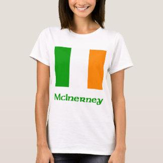 Camiseta Bandeira do irlandês de McInerney